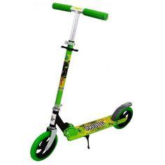 Акция на Самокат Scale Sports Scooter City 460 Зеленый USA от Allo UA