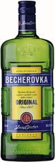 Акция на Ликерная настойка Becherovka 0.7л, 38% (STA8594405101049) от Stylus