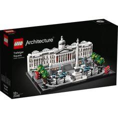Акция на LEGO® Architecture Трафальгарская площадь (21045) от Allo UA