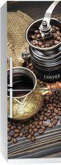 Акция на Виниловая наклейка Zatarga на холодильник Кофе 200 х 65 см (Z180055) от Rozetka