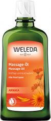 Акция на Массажное масло Weleda Арника 200 мл (4001638099240) от Rozetka