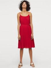 Акция на Платье H&M 0771537-9 M Красное (2000001800119) от Rozetka