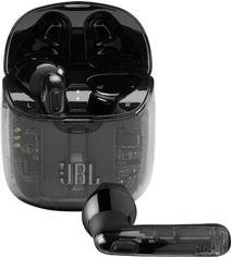 Акция на Jbl T225TWS Ghost Black (JBLT225TWSGHOSTBLK) от Y.UA