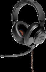 Акция на Навушники JBL Quantum 200 (JBLQUANTUM200BLK) Black от Територія твоєї техніки