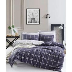 Акция на Комплект постельного белья Lotus Home Perfect Ranforce - Block семейный (svt-2000022266932) от Allo UA