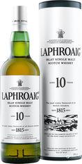 Акция на Виски Laphroaig 10 лет выдержки 0.7 л 40% (5010019640260) от Rozetka