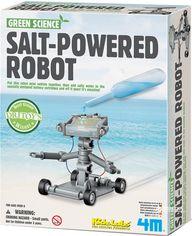 Акция на Набор для конструирования 4M Робот на энергии соли (00-03353) (4893156033536) от Rozetka
