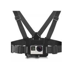 Акция на Крепление на грудь XPRO front для экшн камер от Allo UA