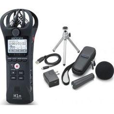 Акция на Диктофон цифровой Zoom H1n + Zoom APH1n от Allo UA