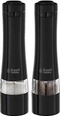 Акция на Мельницы для соли и перца Russell Hobbs 23.3 см Черный (28010-56) от Rozetka