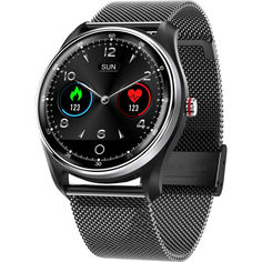 Акция на UWatch MX9 Black от Allo UA