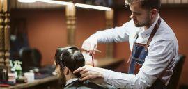 Акция на Мужская стрижка и коррекция бороды от «Mr.Cash» от Pokupon