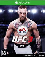 Акция на Игра UFC 3 для Xbox One (Blu-ray диск, Russian subtitles) от Rozetka