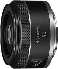 Акция на Canon RF 50mm f/1.8 STM (4515C005) Официальная гарантия от Rozetka