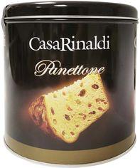 Акция на Кекс Casa Rinaldi Панеттоне с цукатами и изюмом 908 г (8006165414661) от Rozetka
