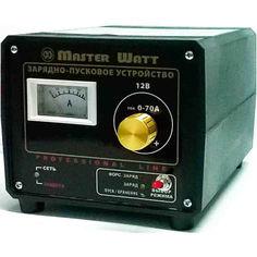Акция на Пуско-зарядное устройство для автомобиля Master Watt 12 В, 30 А, старт 70 А от Allo UA