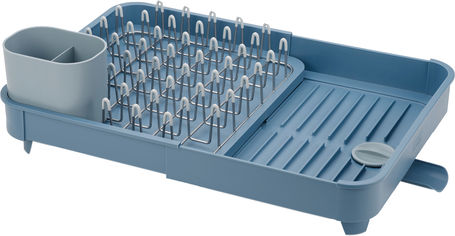 Акция на Раздвижная сушка для посуды Joseph Joseph DrawerStore (85185) от Rozetka