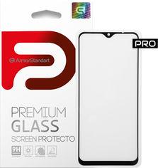 Акция на Защитное стекло ArmorStandart Pro для Xiaomi Redmi 9 Black (ARM56247-GPR-BK) от Rozetka