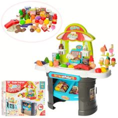 Акция на Супермаркет 008-911 с прилавком, продуктами и кассовым аппаратом от Stylus