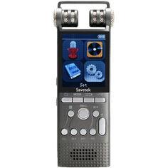 Акция на Профессиональный цифровой диктофон Savetek GS-R06, стерео, 8 Гб + поддержка SD карт от Allo UA