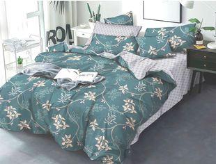 Акция на Комплект постельного белья MirSon Бязь 17-0394 Wolverhampton 1-спальный (2200002794718) от Rozetka