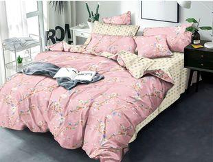 Акция на Комплект постельного белья Бязь Premium 17-0395 Gloucester от Rozetka
