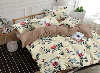 Акция на Комплект постельного белья MirSon Сатин 22-1236 Crawley 1-спальный (2200002815451) от Rozetka