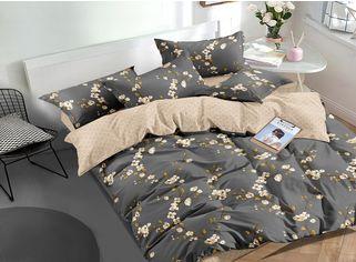Акция на Комплект постельного белья MirSon Сатин 22-1239 Milton Keynes Семейный (2200002821308) от Rozetka