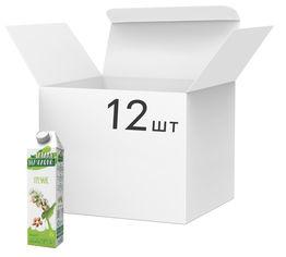 Акция на Упаковка напитка ультрапастеризованного гречневого Ідеаль Немолоко 2.5% 950 г х 12 шт (4820003489000) от Rozetka