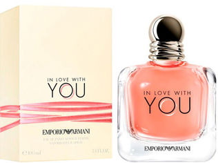 Акция на Парфюмированная вода для женщин Giorgio Armani Emporio Armani In Love With You 100 мл (ROZ6400105121) от Rozetka