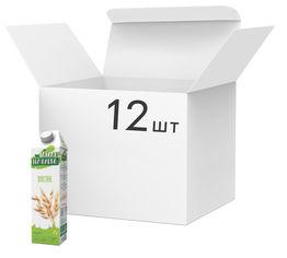 Акция на Упаковка напитка ультрапастеризованного овсяного Ідеаль Немолоко 2.5% 950 г х 12 шт (4820003488980) от Rozetka