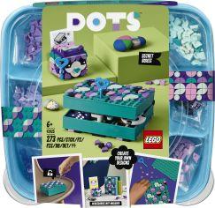 Акция на Конструктор LEGO Dots Секретные коробочки (41925) от Будинок іграшок