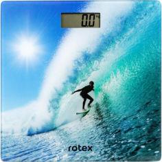 Акция на Весы напольные ROTEX RSB18-P от Foxtrot