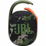 Акция на Портативная акустика JBL Clip 4 Squad (JBLCLIP4SQUAD) от Foxtrot