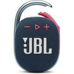 Акция на JBL Clip 4 (JBLCLIP4BLUP) Blue Pink от Allo UA