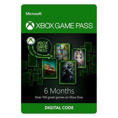 Акция на Xbox Game Pass - 6 месяцев (Xbox One) подписка для всех регионов и стран от Allo UA