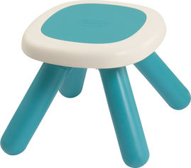 Акция на Стульчик без спинки детский Smoby Toys Голубой (880204) (3032168802049) от Rozetka