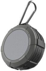 Акция на Портативна акустика Pixus Splash Gray от Територія твоєї техніки