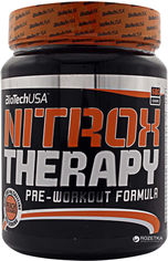 Акция на Предтренировочный комплекс Biotech Nitrox Therapy 680 г Персик (5999076224371) от Rozetka