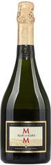 Акция на Игристое вино MM Blanc de Blancs Reserva Brut Nature белое брют натюр 0.75 л 12% (8410065300168) от Rozetka