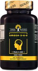 Акция на Жирные кислоты Apnas Natural Омега 3-6-9 1005 мг 100 капсул (603051082188) от Rozetka
