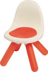 Акция на Стульчик Smoby Toys со спинкой детский Красный (3032168801035) от Rozetka