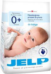 Акция на Гипоаллергенный стиральный порошок JELP 0+ для белого 1.12 кг (5720233400150) от Rozetka