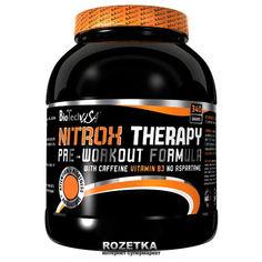 Акция на Предтренировочный комплекс Biotech Nitrox Therapy 680 г Тропические фрукты (5999076224401) от Rozetka