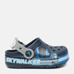 Акция на Кроксы Crocs Fun Lab Lights Clog Luke Skywalker Kids 206280-C8 25 14.9 см Navy (191448431331) от Rozetka