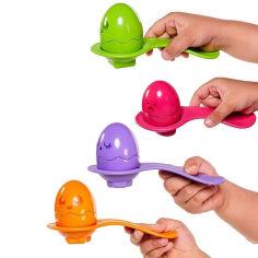 Акция на Развивающая игрушка Tomy Яркие яйца с ложечками T73082 ТМ: Tomy от Antoshka