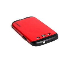 Акция на Чехол Slim Armor для Samsung S3 Red от Allo UA
