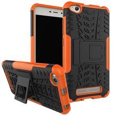 Акция на Чехол Armor Case для Xiaomi Redmi 4A Оранжевый от Allo UA