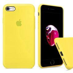 Акция на Чехол Silicone Full Cover для iPhone 6 / 6s Flash Lime от Allo UA