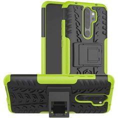 Акция на Чехол Armor Case для Xiaomi Redmi Note 8 Pro Lime от Allo UA